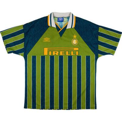 Harmadik számú mez, 1995-96